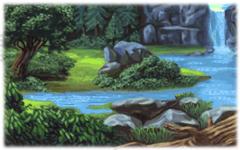 Landscape spielburg