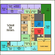 Map schoolfloor2