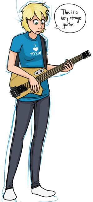 Hanners guitar