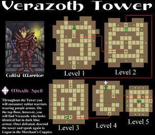 Verazoth Tower