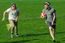 Muggle Quidditch Game in Vancouver 2