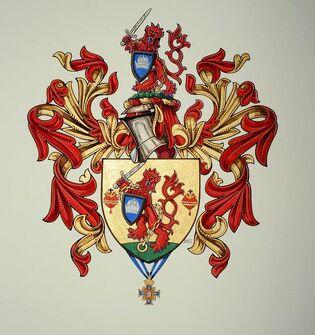 Quinn J. C. Bradlee Coat of Arms