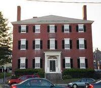 Benjamin Williams Crowninshield Salem Home