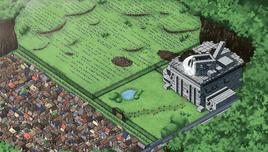 Jericho's Territory