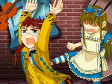 Alice beats Gowland