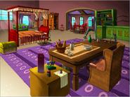 Hatter Mansion - Elliot's Room