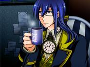 Julius and coffee