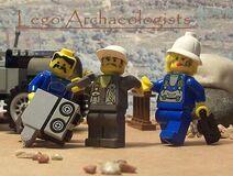 LegoArchaeologists