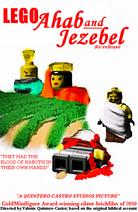 Lego AHAB AND JEZEBELmovieposter