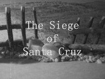Lego The Siege of Santa Cruz Title card