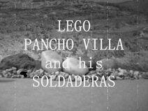 Lego Pancho Villa