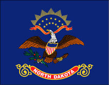 State-flag-north-dakota