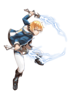 Bilford the Battle Mage transparent