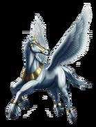 Pegasus (Gallop) transparent