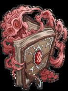 Wizard Book (Red) transparent