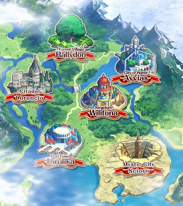 CategoryCity Quiz RPG The World of Mystic Wiz Wiki FANDOM