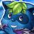Rain Raccoon (Divine) Icon