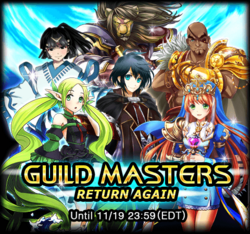 The Guild Masters Return Again Announcement