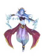 Sylvia (The Ice) transparent