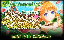 Fairy Garden Revisited (2015) Announcement