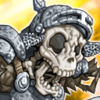 Skeleton Warrior (Thunder) Icon