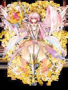 Michaela Seraphim (Goddess of War) transparent