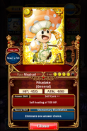 Pikadake (General) info