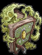 Wizard Book (Yellow) transparent