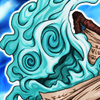 Wizard Book (Blue) Icon