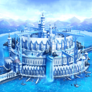 Snowy City of Water Ayvias