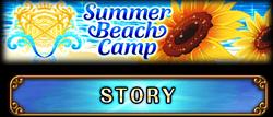 Chrome Magna Summer Beach Camp Story Banner