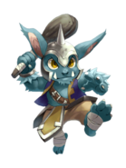 Water Goblin transparent