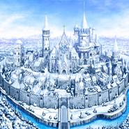 Snowy Citadel Lorencio