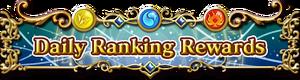 Tournament Daily Ranking Rewards Banner