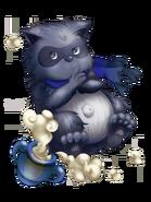 Rain Raccoon (Lord) transparent