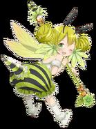 Honey (The Lily Fairy) transparent