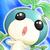 Aqua Plant Icon