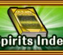 Spirits Index