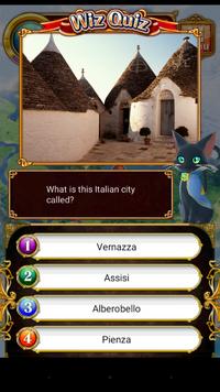 Qiz quiz - Alberobello