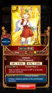 Artemis (The Priestess) info