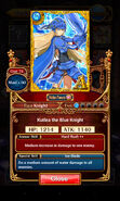 Kutlea the Blue Knight