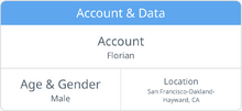 Account and Data Settings