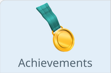 Achievements Home Screen Item