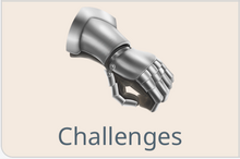 Challenges Home Screen Item