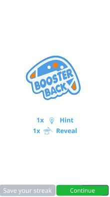 Booster Back on Basic Outcome Feedback