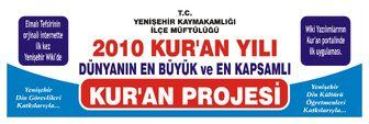 Yenişehir wiki quran çalışması