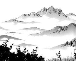 Jang Baek Mountain