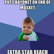 Bayonet plz