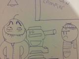 Zihakre Drawings
