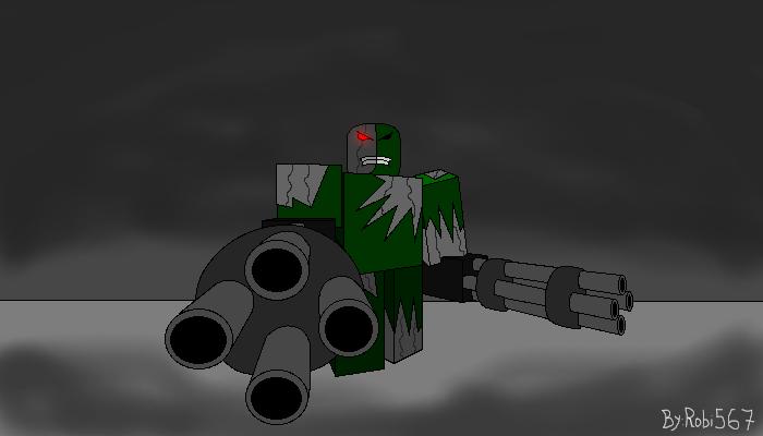 R2D Terminator